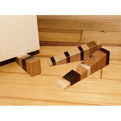 Wooden Door Stop | DIY | Pinterest | Doors, Woodworking ...