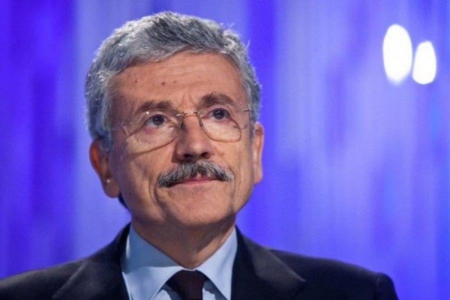D'Alema, «Senza congresso sarà scissione, nuovo partito sopra il 10%»