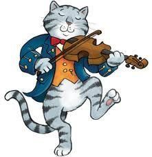The Cat and Fiddle Rhyme   The Cat and the Fiddle