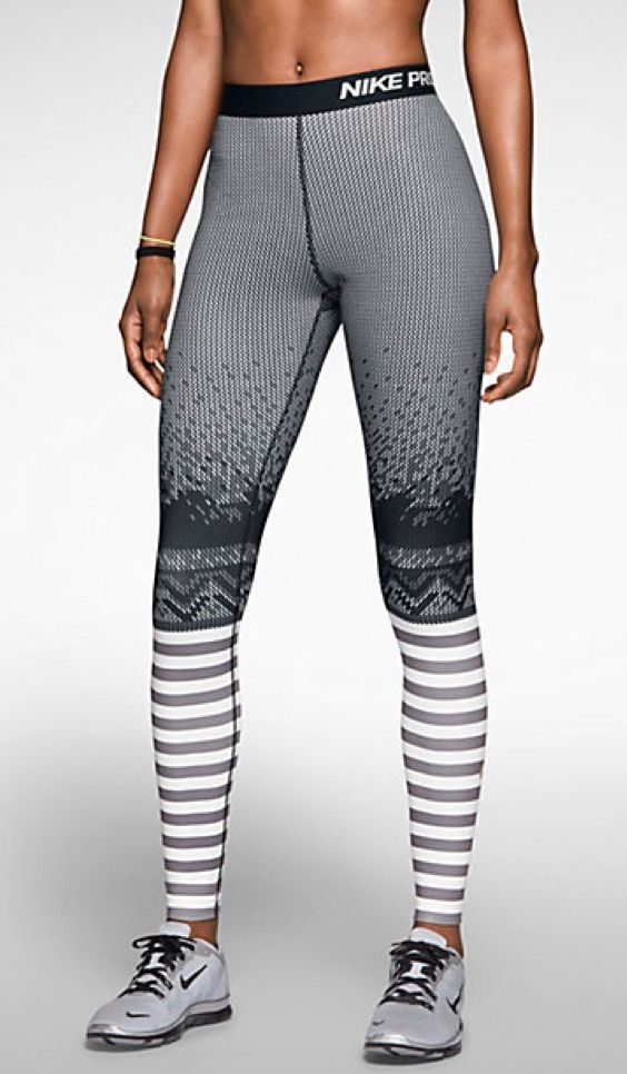 00932af94a2084 The best winter workout clothing includes Nike Pro Hyperwarm Training Tights  and 8 more of my favorites!