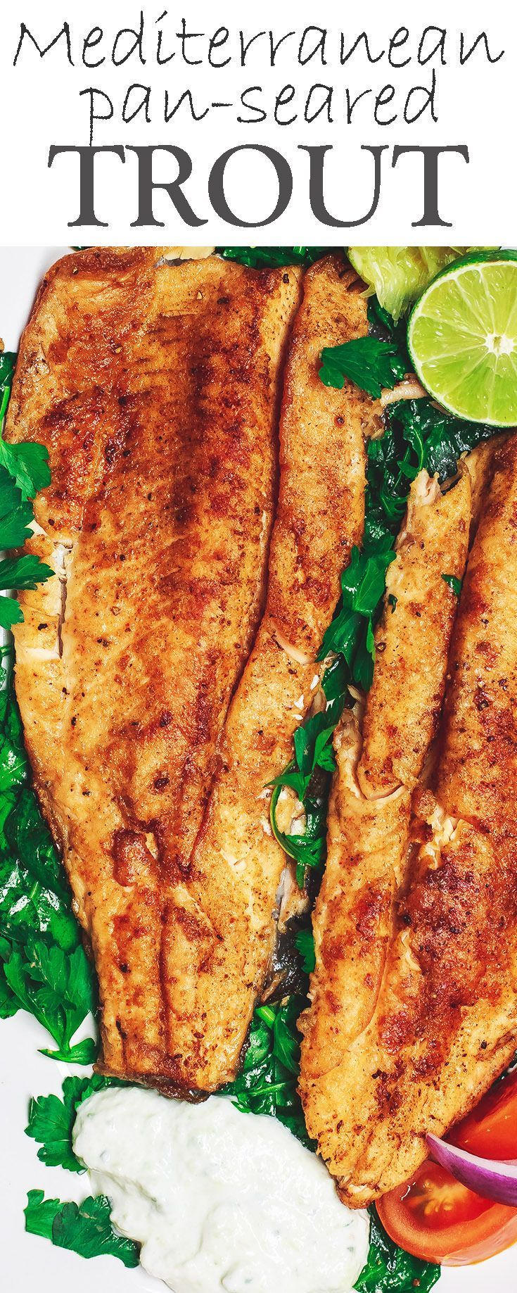 24 fish recipes trout ideas
