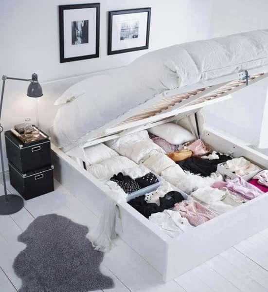 Una cama asi