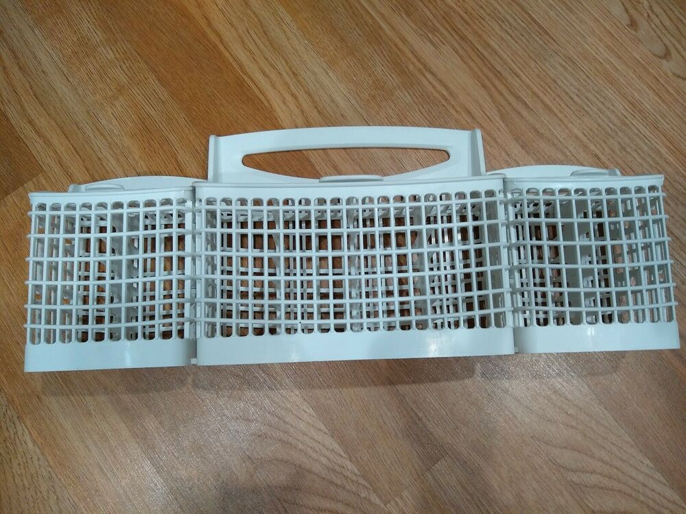 Kenmore Dishwasher Silverware Basket With Lids Used Replacement Parts Great Cond Frigidaire Kenmore Replacement Parts Dishwasher