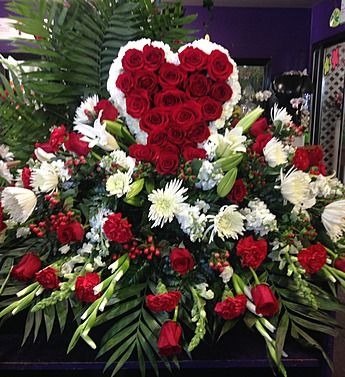 Forever In Our Hearts 1800flowers Com 142008 Fresh Flowers Arrangements Funeral Flower Arrangements Memorial Flowers