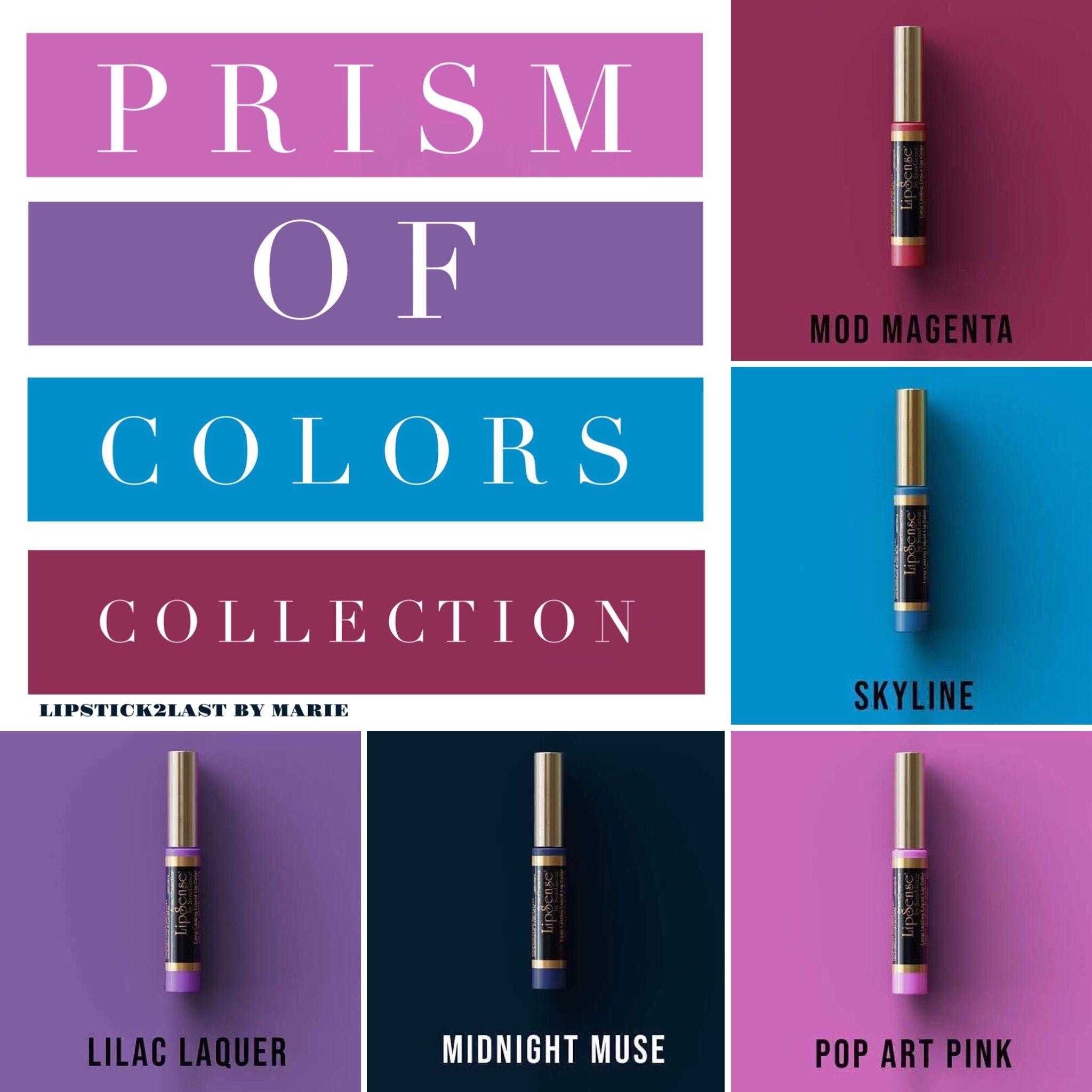 5 new LipSense colors!!! The Prism of Colors Collection. Mod Magenta LipSense & 5 new LipSense colors!!! The Prism of Colors Collection. Mod Magenta ...
