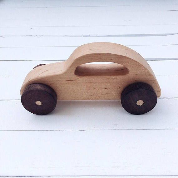 Our Handmade Wooden Car Made With Love From Only Natural