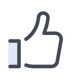 Png Like Icon Like Icon Letter Icon Thumbs Up Icon