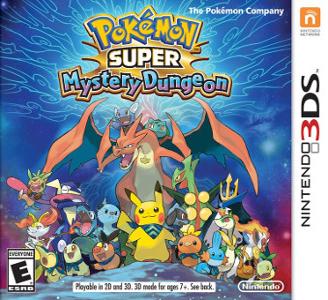 Pokemon Super Mystery Dungeon Citra Juegos De Consola Pokemon 3ds Pokemon