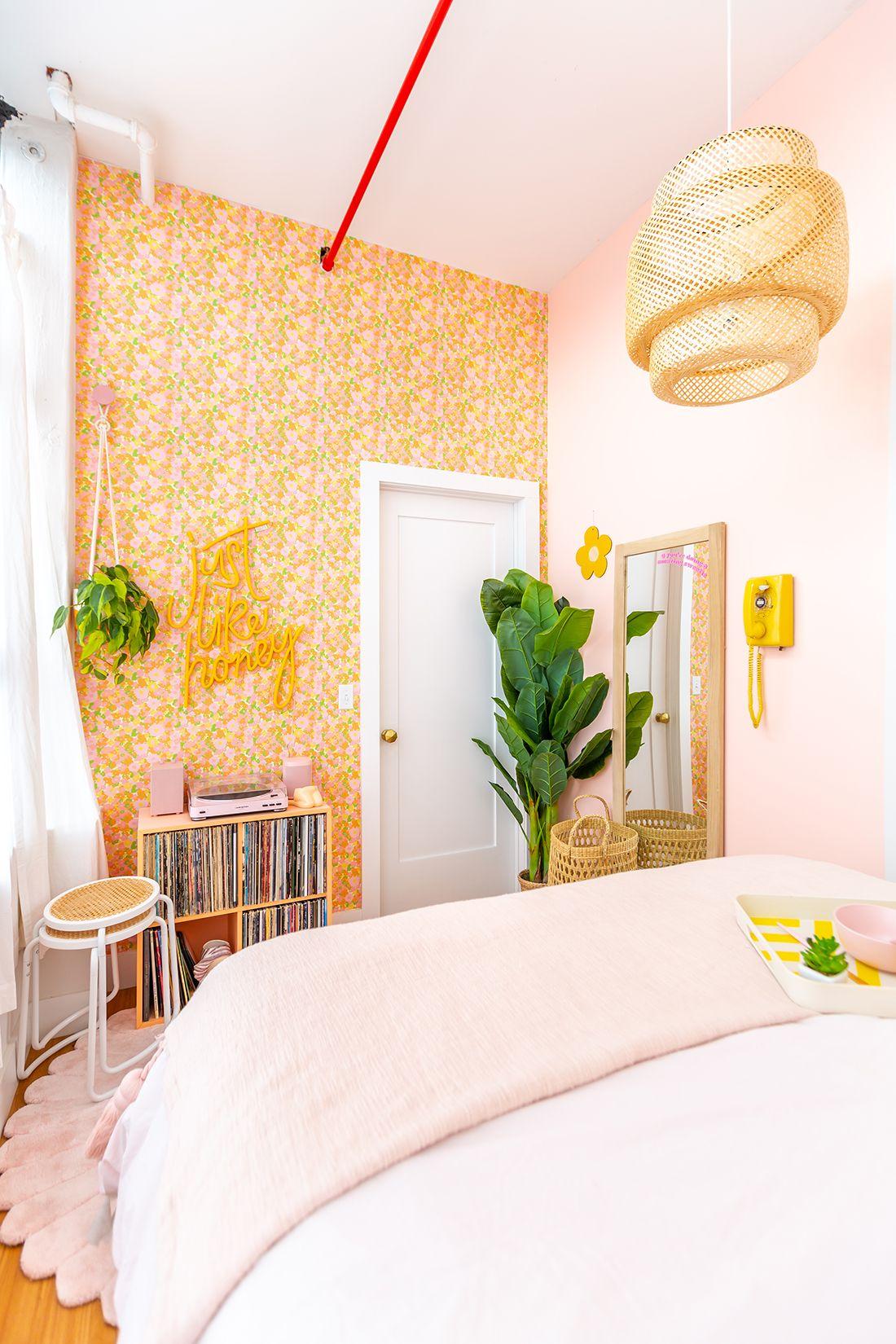 #Awwpartment: Retro Bedroom Reveal! | Retro bedrooms ...