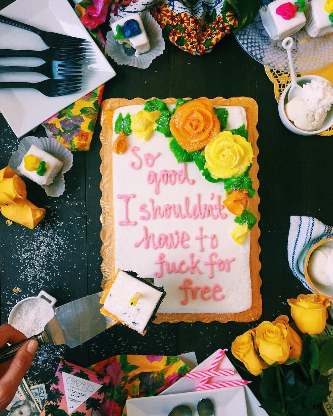 Drake on cake eat cake