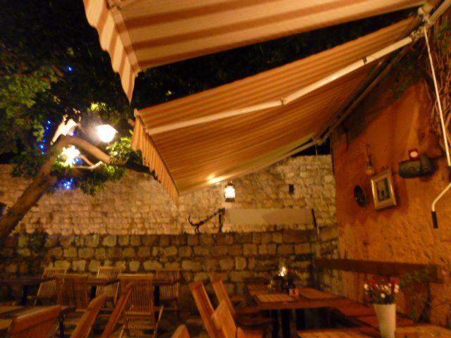 Ristorante「Aquarius」 Dubrovnik、Croatia