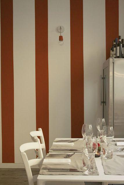 timeless stripes_lupo bistronomia, milan
