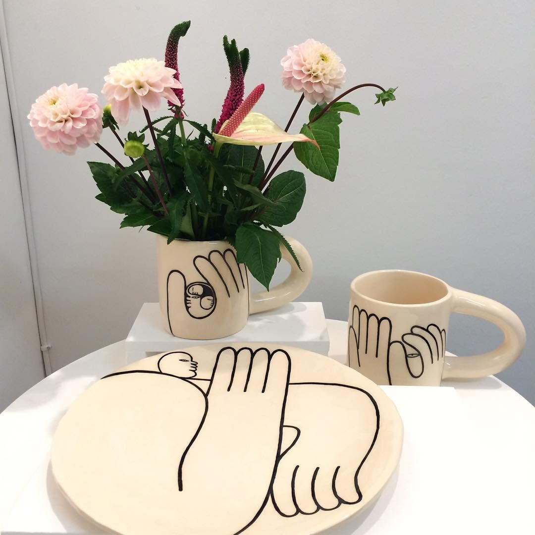 Louise Madzia On Instagram Back At The Ldndesignfair All Weekend If You Re In East Ldn Come By Stand 7 16 In Hall 7 1 Slab Pottery Pottery Pottery Videos