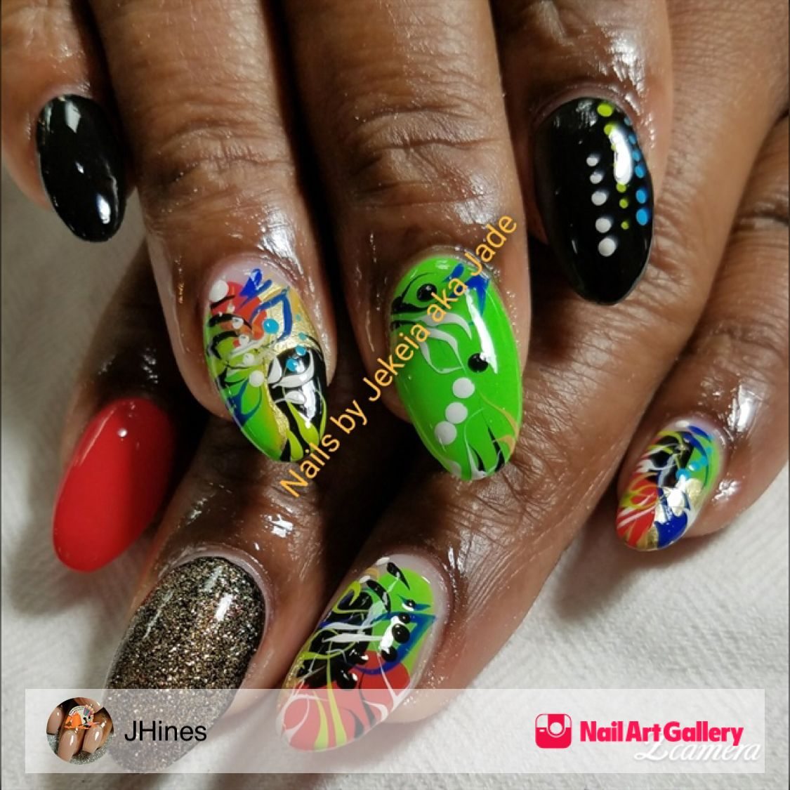 Pin by denise soto on nails pinterest nail art galleries and