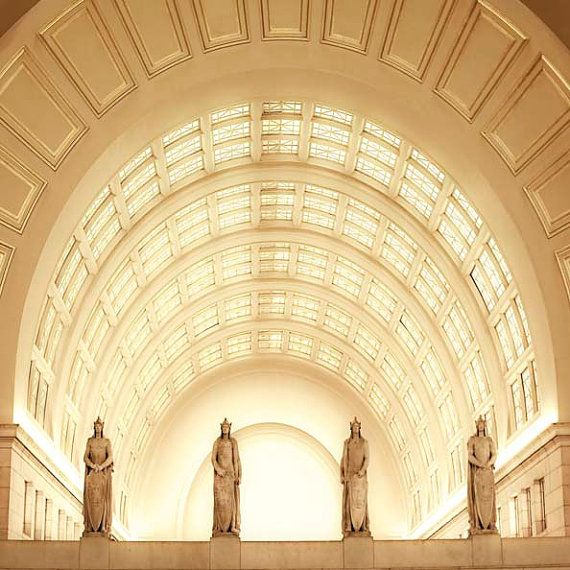 Art Places In Washington Dc: Printable Art, Union Station
