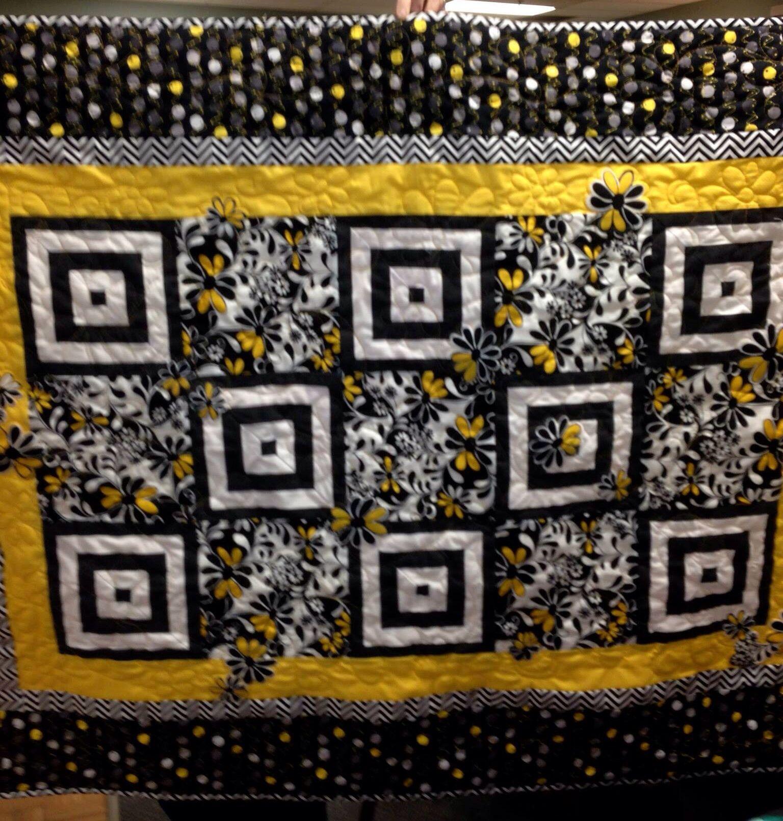 Made for girl that Kirsten sponsors in Africa...Bindloss retreat, 2012