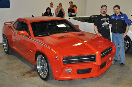 the kevin morgan gto concept 6t9 goat built by the trans am depot using a brand new chevy. Black Bedroom Furniture Sets. Home Design Ideas