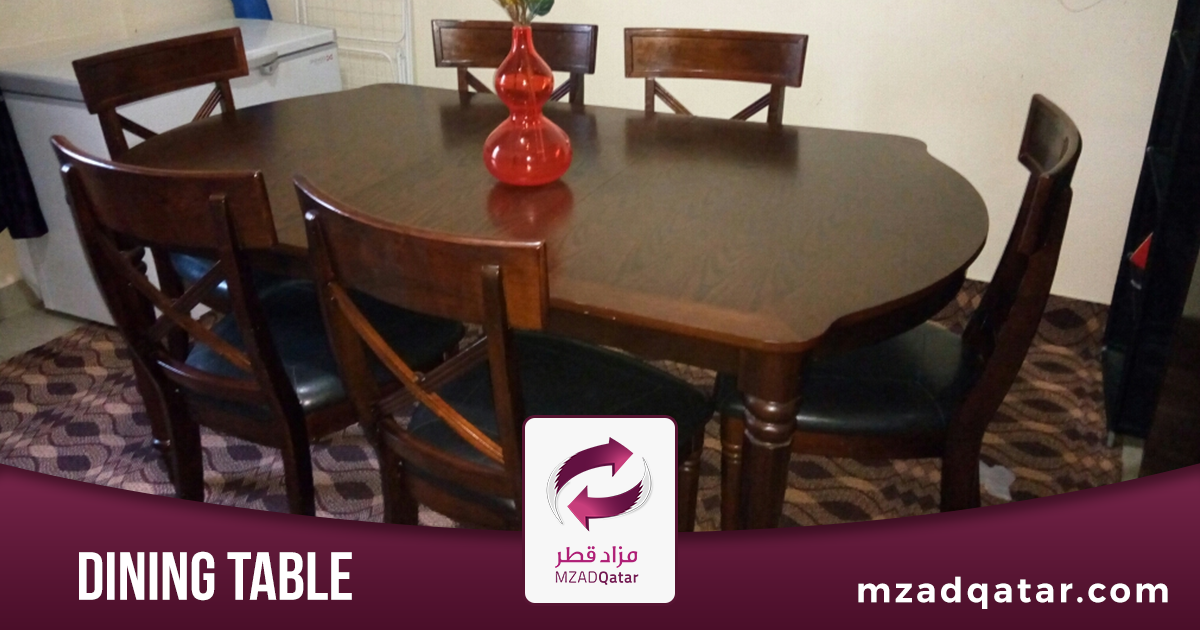 looking for used furniture and appliances at mzadqatar there are rh pinterest com Overstock Dining Room Chairs looking for used dining room table and chairs