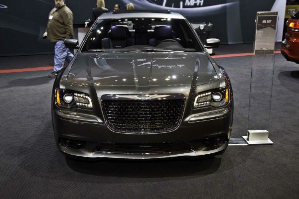 2020 Chrysler 300 Facelift