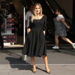 Modetrend zum Mitschreiben! Dieses Kleid von Sarah Jessica ...