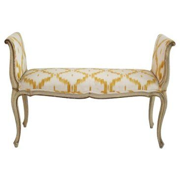 Check out this item at One Kings Lane! French-Style Window Bench