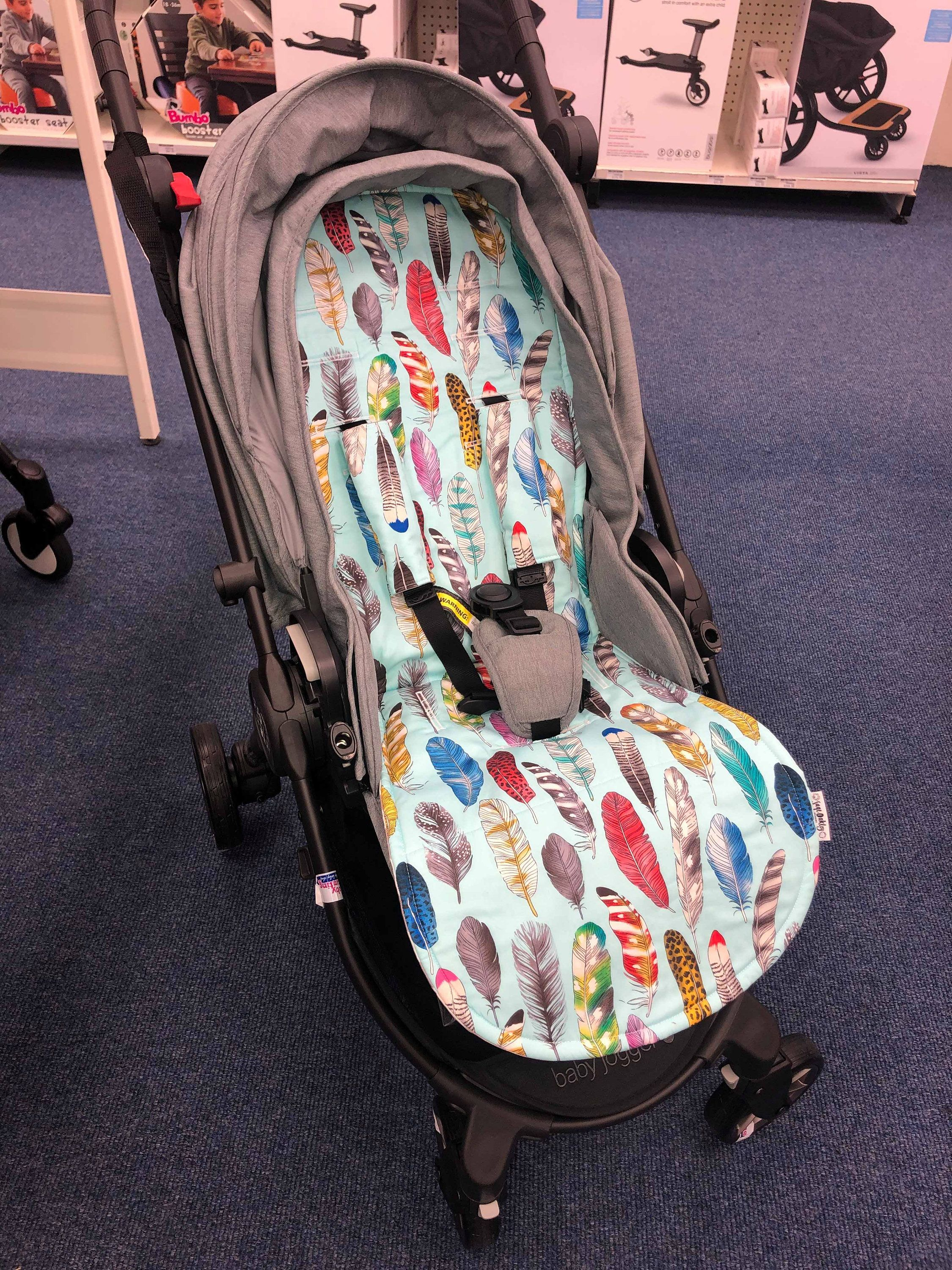Baby Jogger City Tour Lux Pram/Stroller Liner PDF Sewing