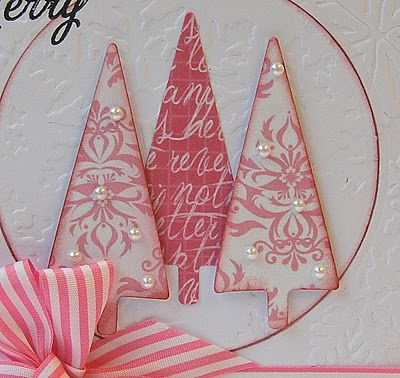 Kath's Blog......diary of the everyday life of a crafter: Ribbon Girl Colour Challenge 13