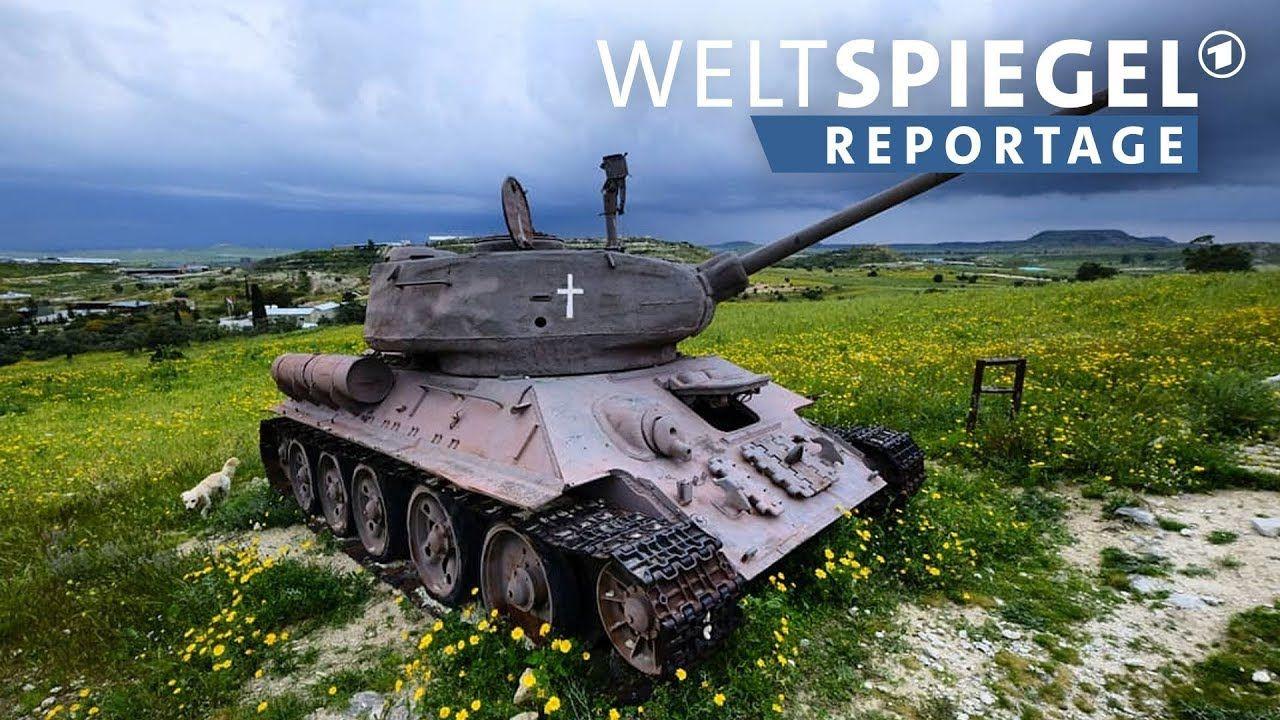 Zypern Kampf Um Die Insel Weltspiegel Reportage Doku