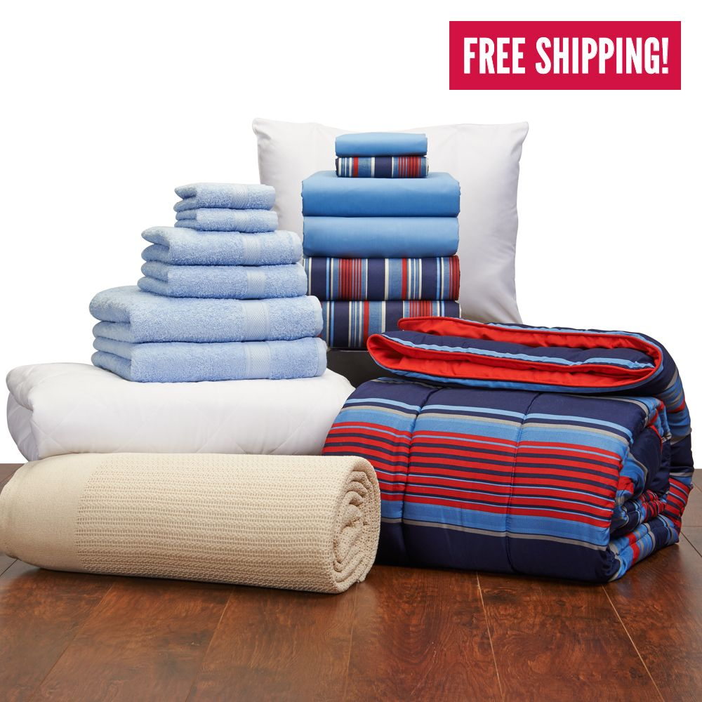 Whatever Your Style May Be, OCM Offers A Selection Of Bedding And Linen  Options For Your Twin XL Dorm Room Bed. Donu0027t Go To College Unprepared,  Shop Now.