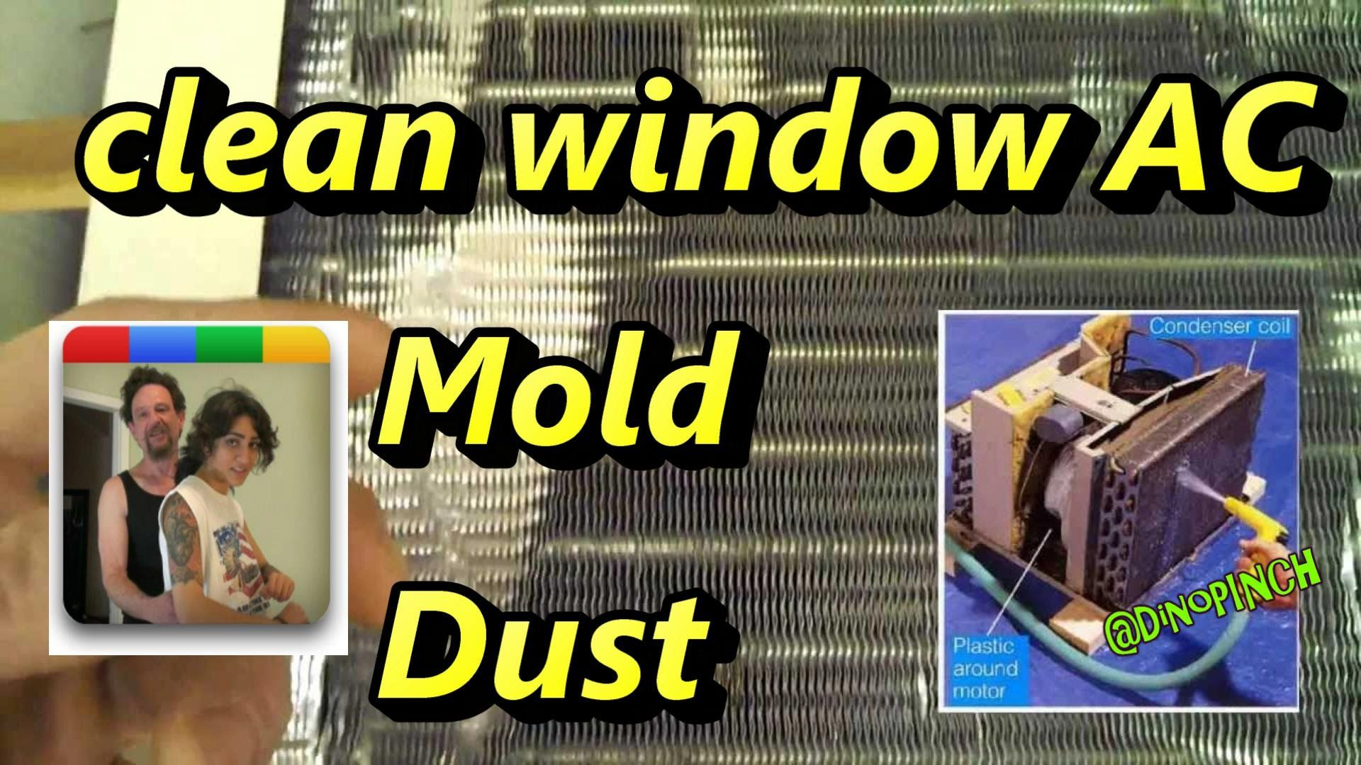 Clean Window Air Conditioner for Best Coolling Window