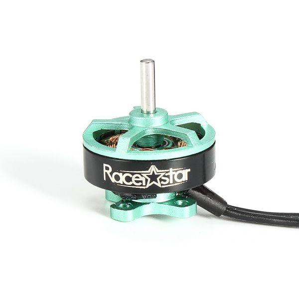Racerstar Racing Edition 1103 BR1103 10000KV 1-2S Brushless Motor Green For 50 80 100 RC Multirotor