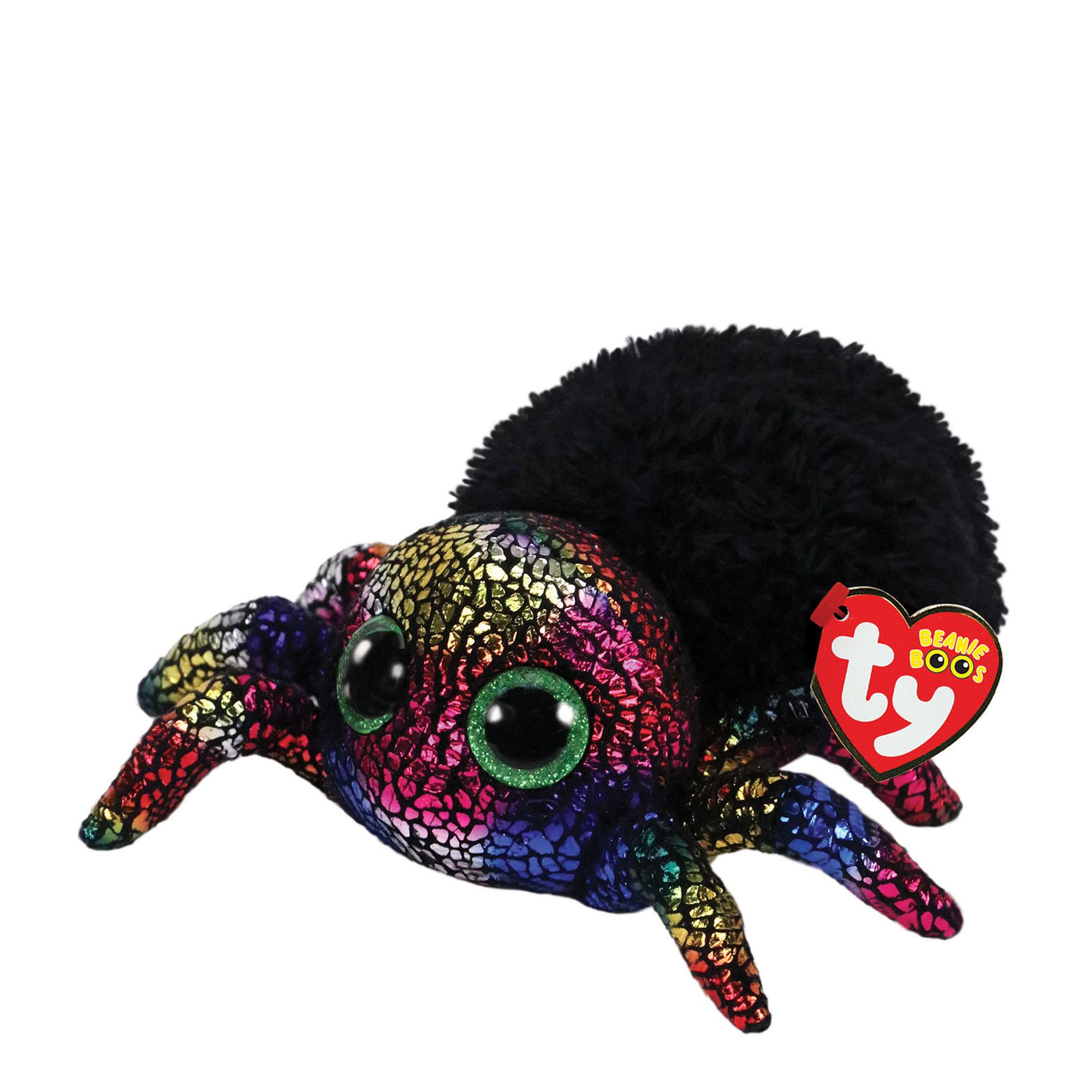 2dcd9539926 Ty Beanie Boo Small Leggz the Spider Plush Toy