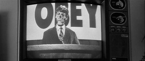 Movie Still From John Carpenters ' They Live '  look familiar?