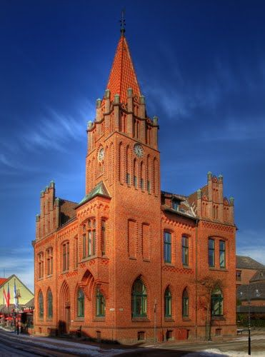 Altes Rathaus Walsrode von >| Micha |<