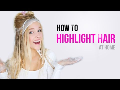 Using ponytails to create the perfect balayage youtube buy today i show you how i highlight my hair at home in a very simple and easy way that you can do completely by yourself link to the highlight kit i solutioingenieria Choice Image