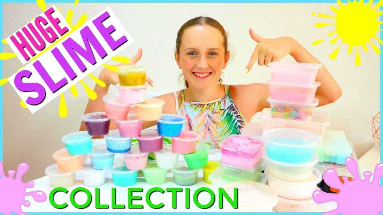 kawaii toy collector how to make slime