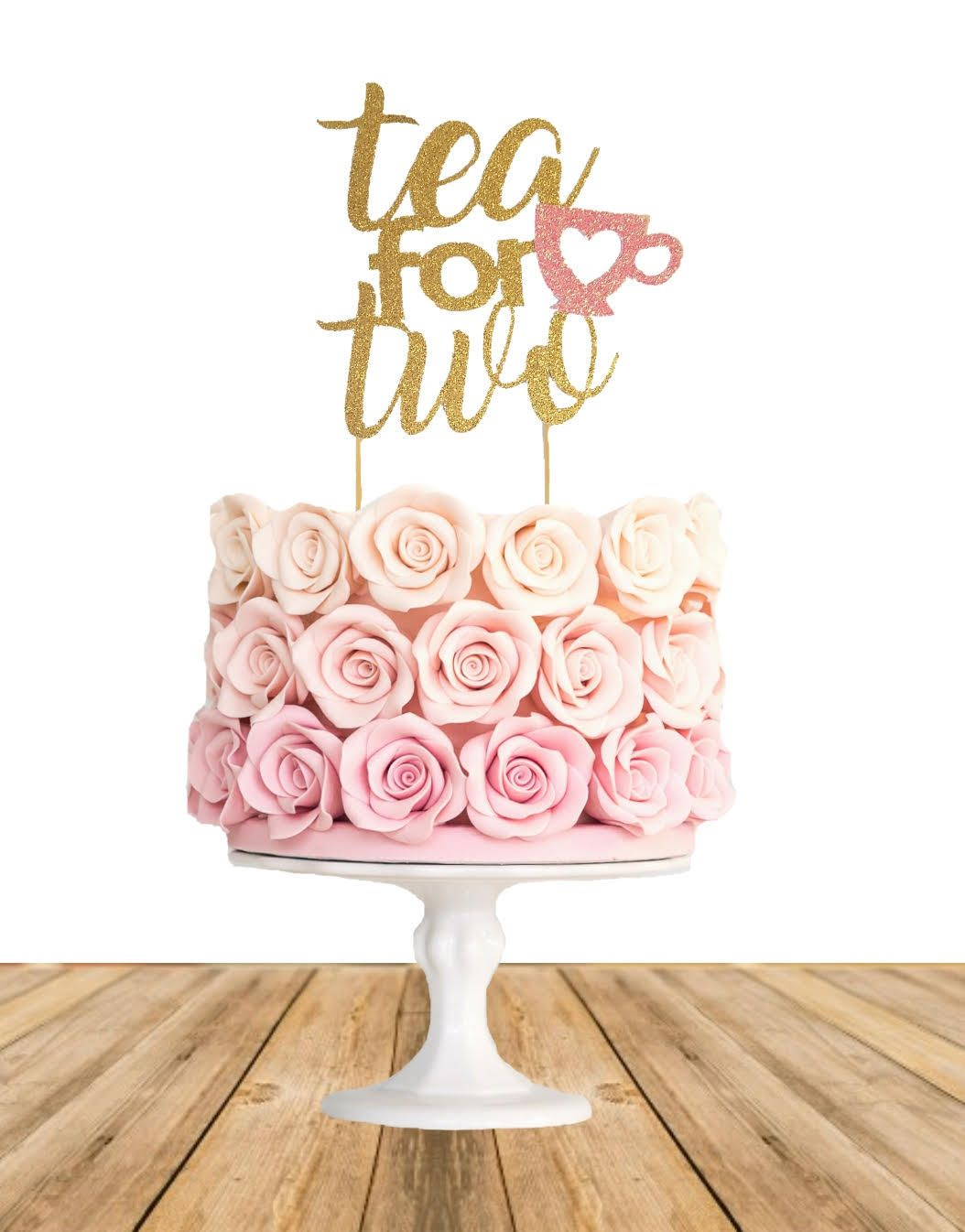 Excited To Share The Latest Addition My Etsy Shop Tea For Two Cake