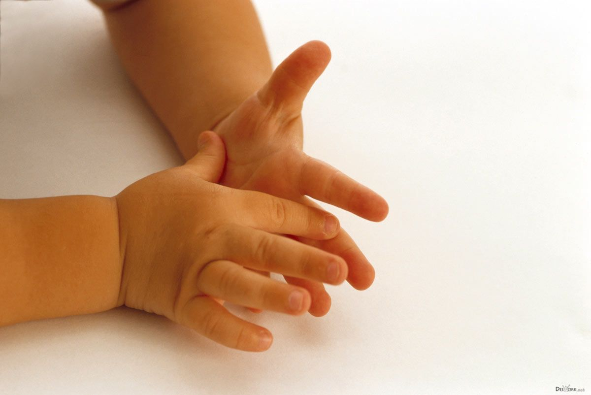 Добрым утром, картинка с пальчиками
