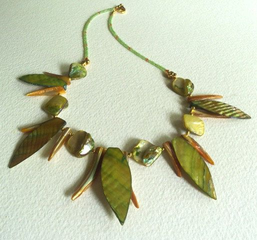 etsy.com    Beach Collection Leaf on the Beach by GemC on Etsy, $35.00