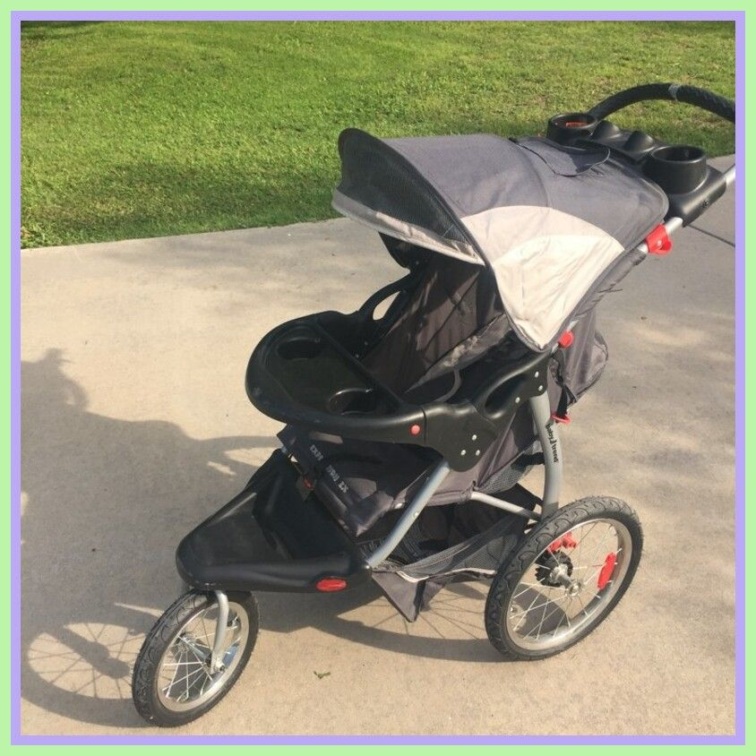 Pin on baby trend starlight pink stroller