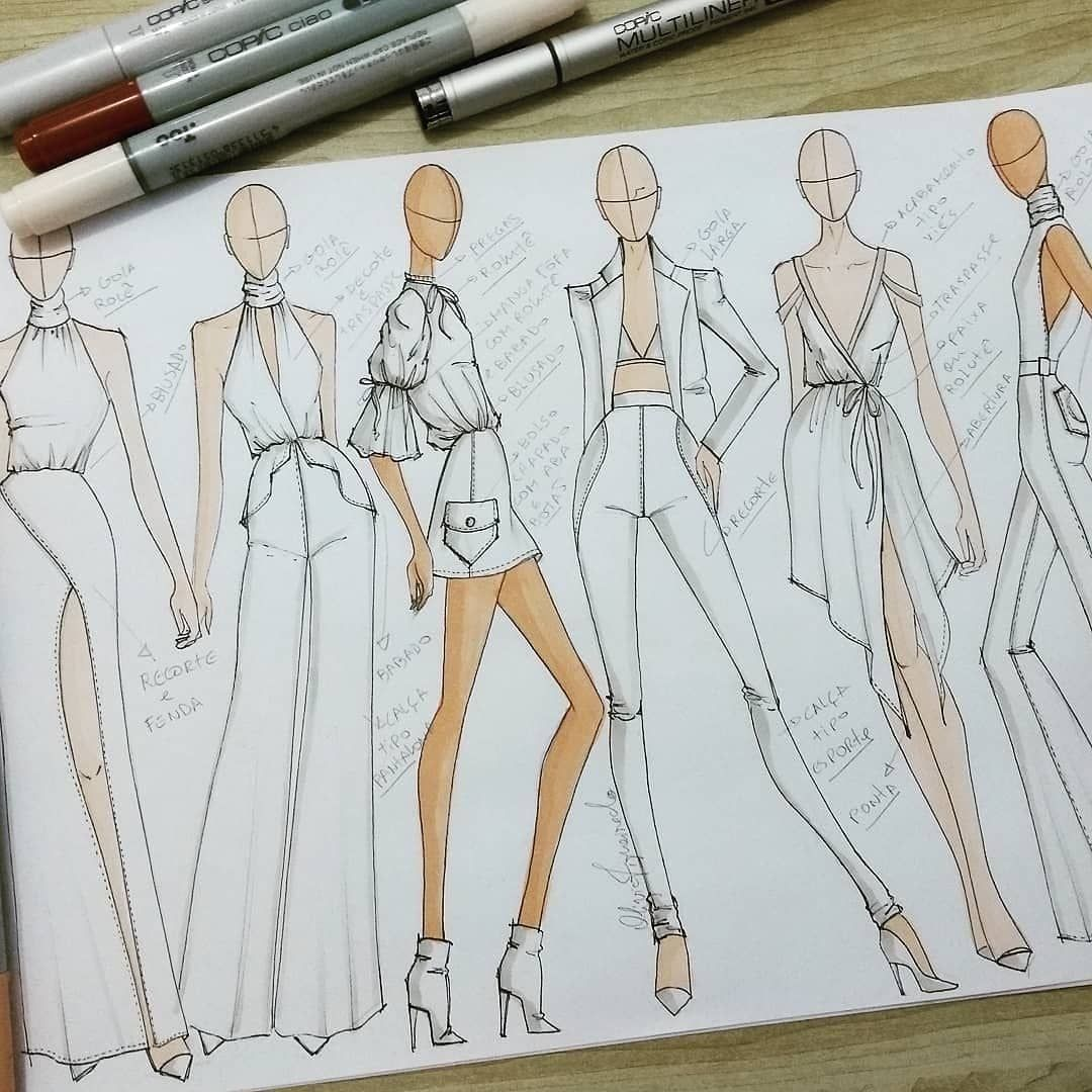 Fashionsketch Drawing Fashionista Sketch Drawingoftheday