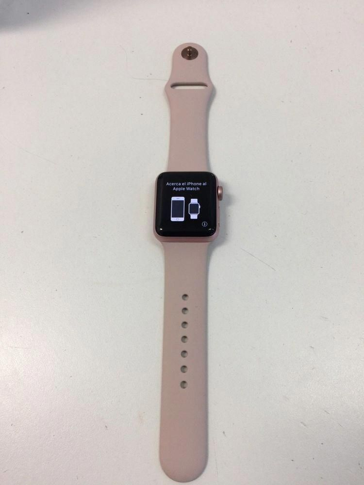 huge selection of 529a6 1bba1 eBay #Sponsored APPLE WATCH Series 2 MNNY2LL/A 38MM Rose Gold ...