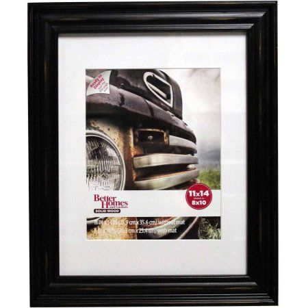 Home Distressed Picture Frames 11x14 Picture Frame Better Homes Gardens