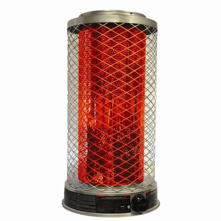100 000 Btu Natural Gas Radiant Tower Heater Tower Heater Radiant Heaters Ceramic Heater