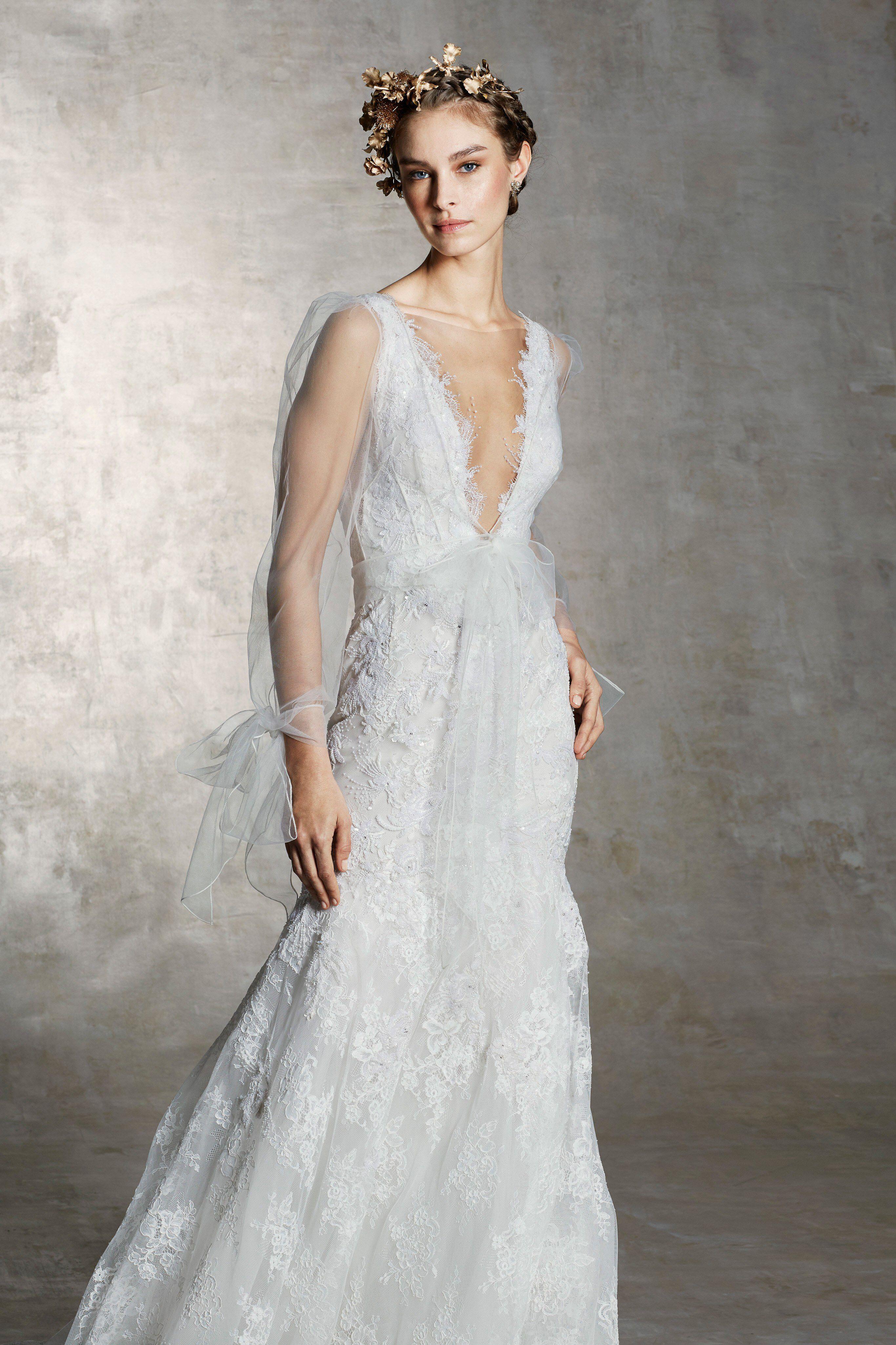 Marchesa bridal spring look marchesa pinterest bridal