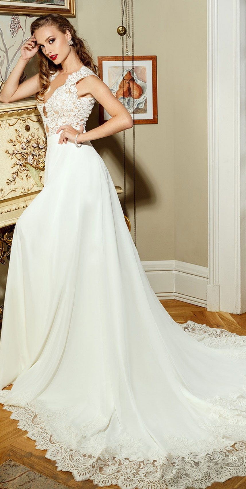Wedding Dresses with Inspiring Glamour