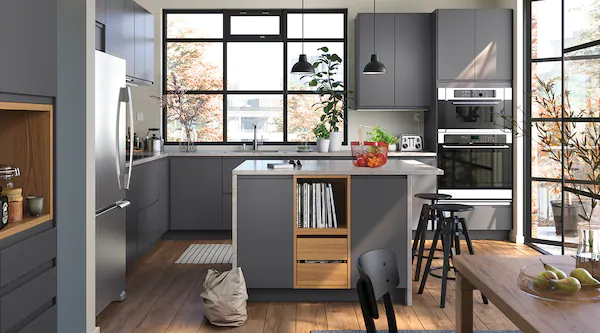 Kitchens Browse, Plan & Design Ikea kitchen, Kitchen