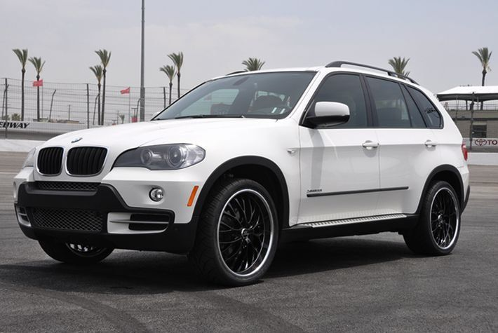 BMW Van Nuys >> 2005 BMW X5 white with black rims