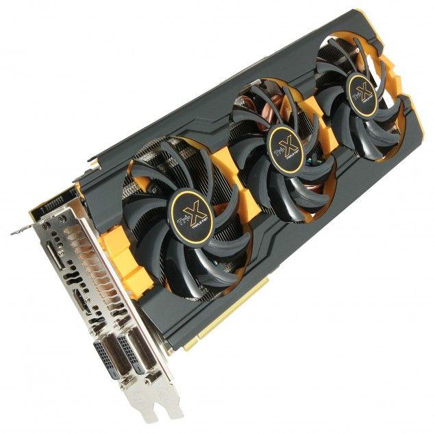 Sapphire Radeon R9 280X Dual-X 3G GDDR5 OC - Carte