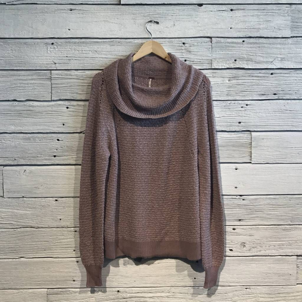Free People By Your Side Sweater Mauve Style By Blue Pinterest